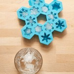 Urban Outfitters Snowflake Ice Tray