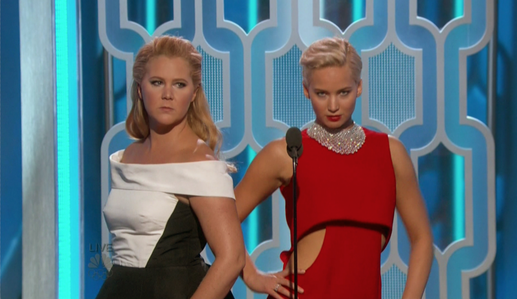 white woman feminism amy schumer jennifer lawrence