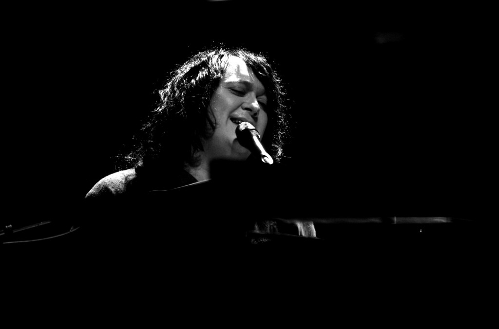 Antony and the Johnsons (real name Antony Hegarty) performing at the Teenage Cancer Trust charity concert at The Royal Albert Hall London, England - 24.03.09 Where: London, United Kingdom When: 24 Mar 2009 Credit: WENN