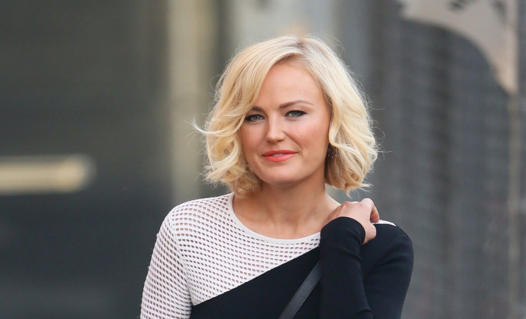 Malin Akerman: On Industry Ageism & Plastic Surgery ... Malin Akerman