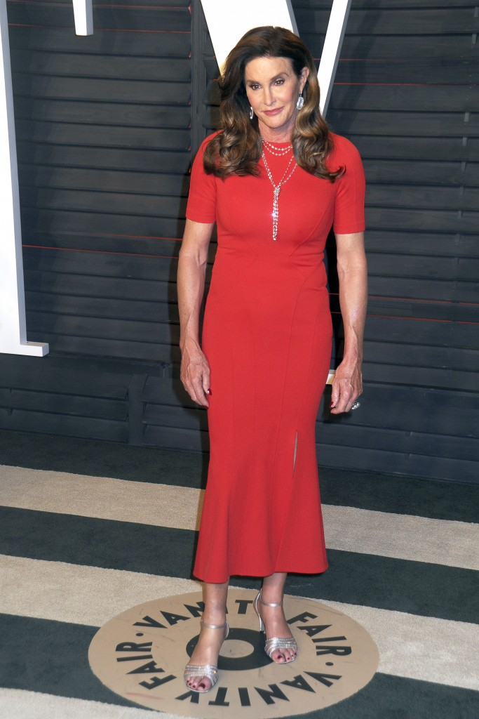 Caitlyn Jenner attending the 2016 Vanity Fair Oscar Party Hosted By Graydon Carter at Wallis Annenberg Center for the Performing Arts on February 28, 2016 in Beverly Hills, California. Where: Hollywood, California, United States When: 29 Feb 2016 Credit: Dennis Van Tine/Future Image/WENN.com **Not available for publication in Germany, Poland, Russia, Hungary, Slovenia, Czech Republic, Serbia, Croatia, Slovakia**