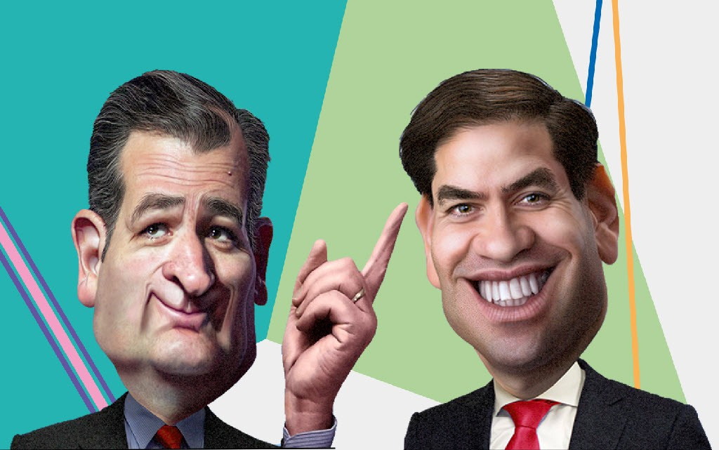 cruz and rubio 2