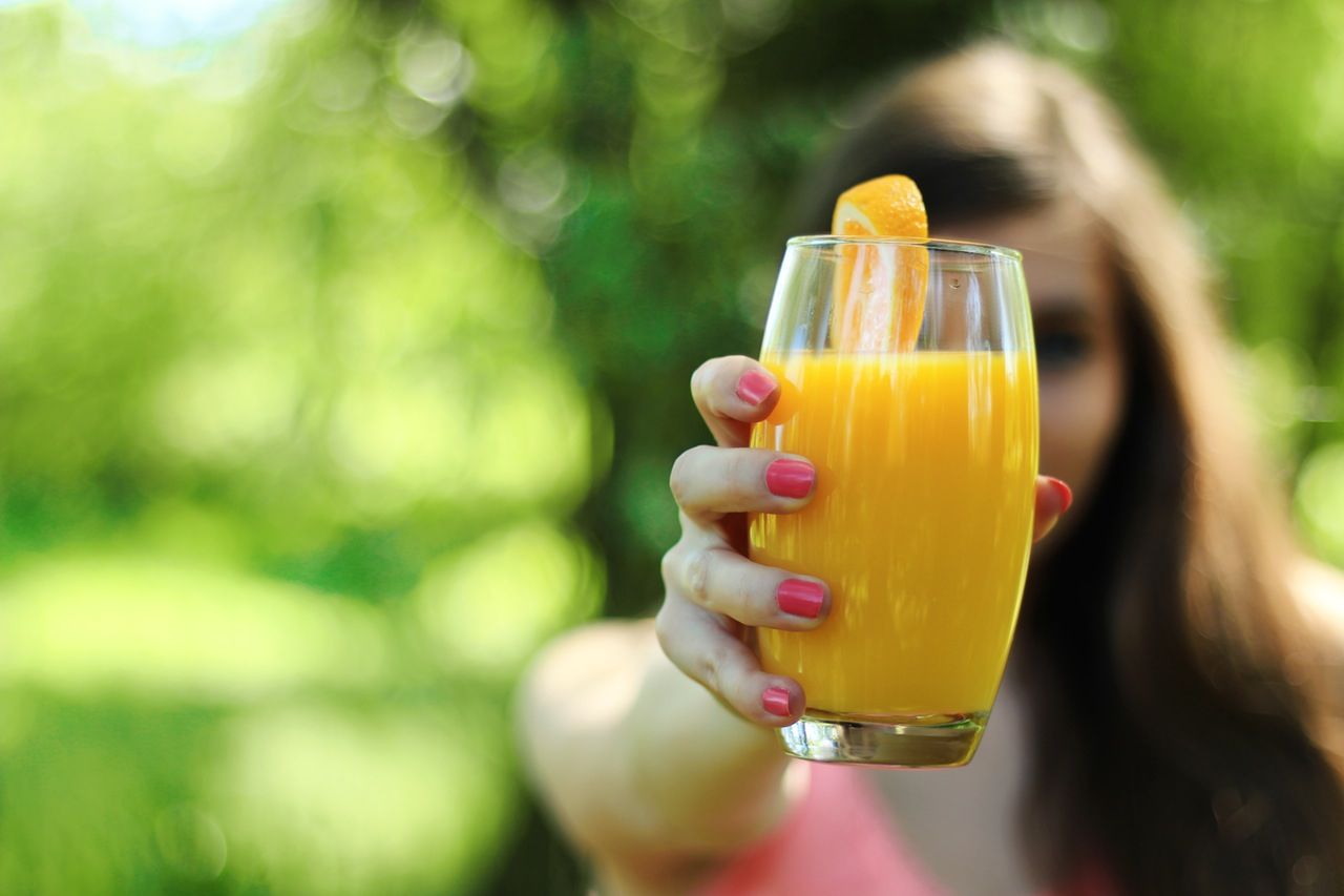 Is that a mimosa, or are you just happy to see me?