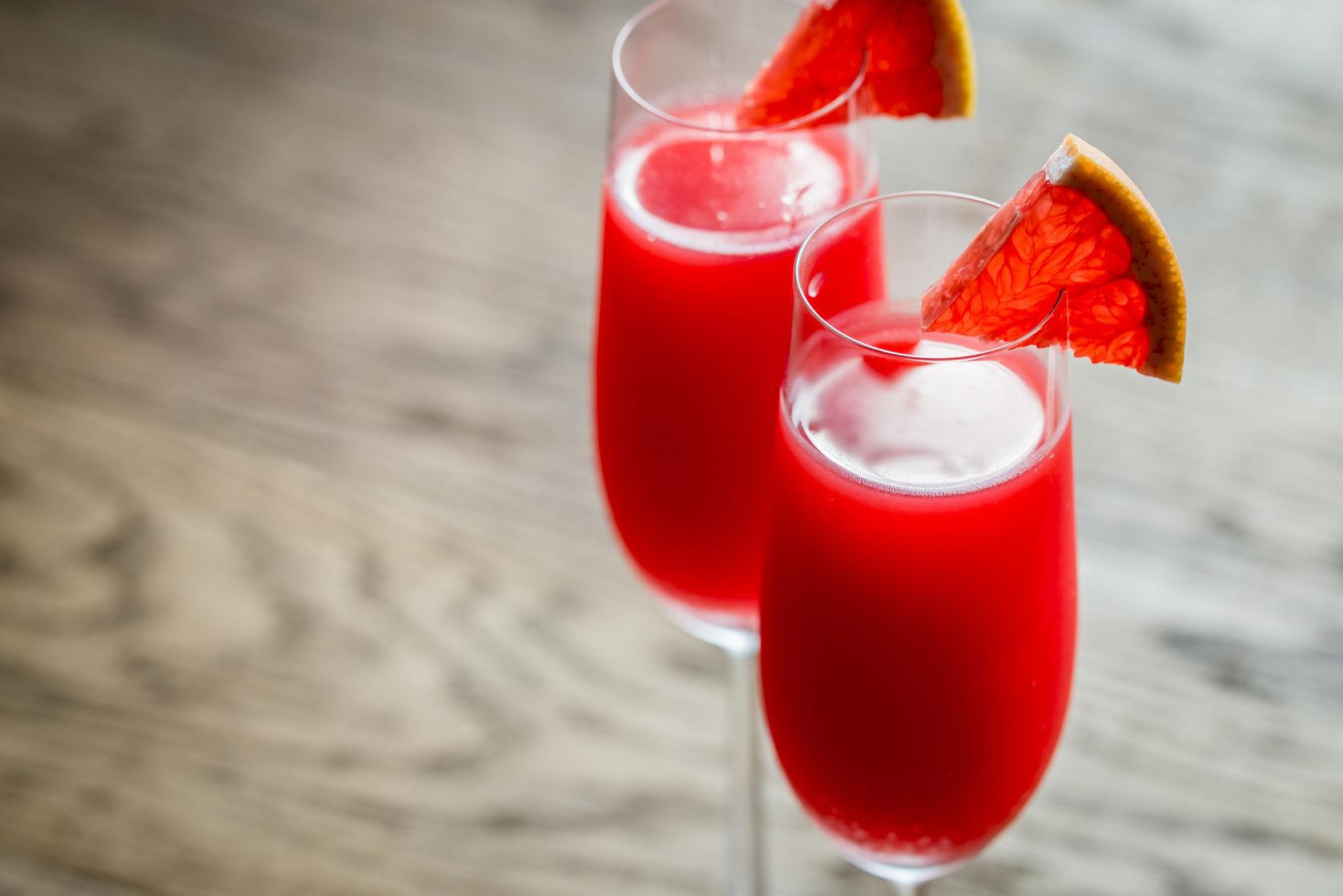 pomegranata mimosa