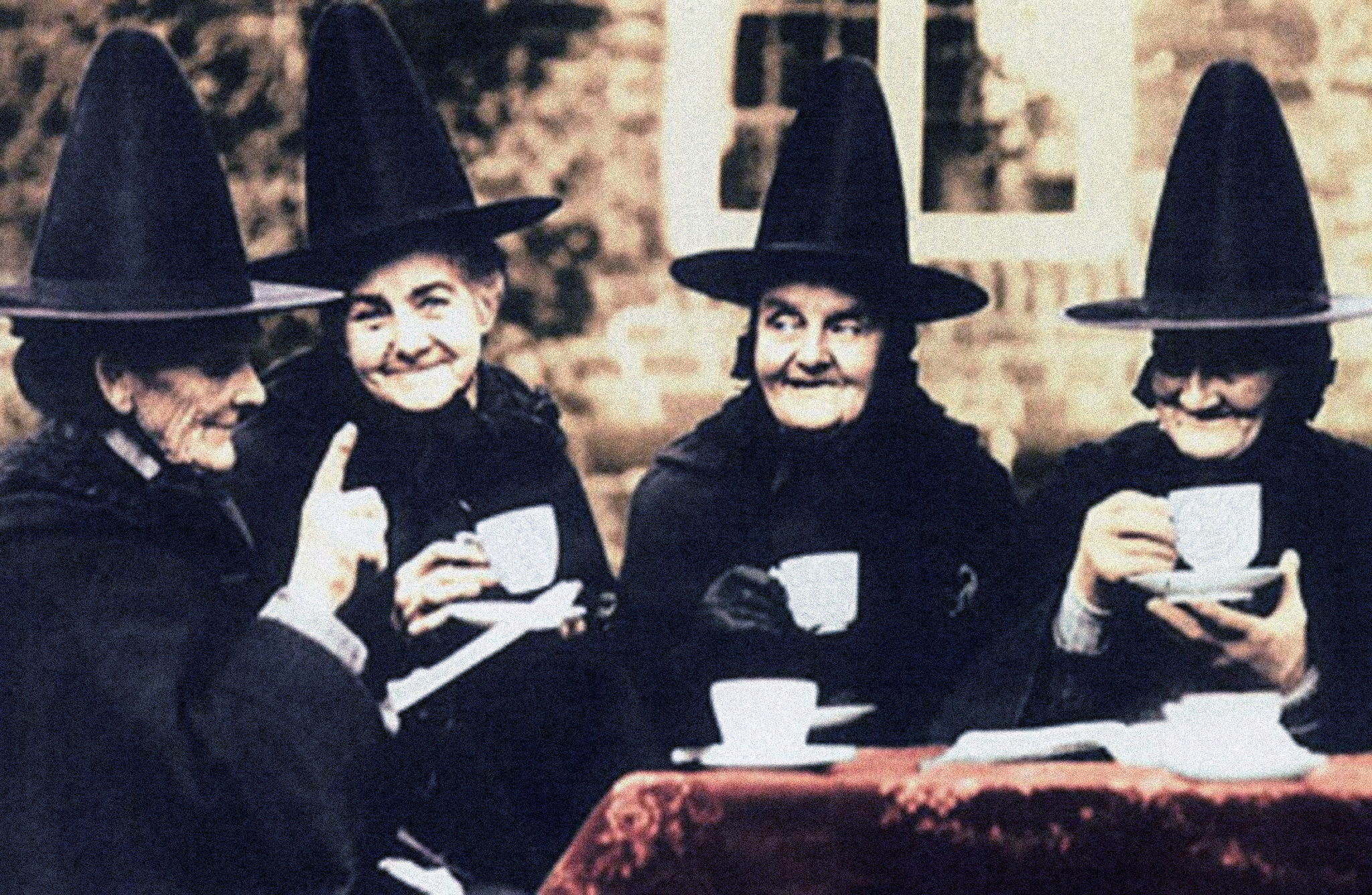 witches coffee