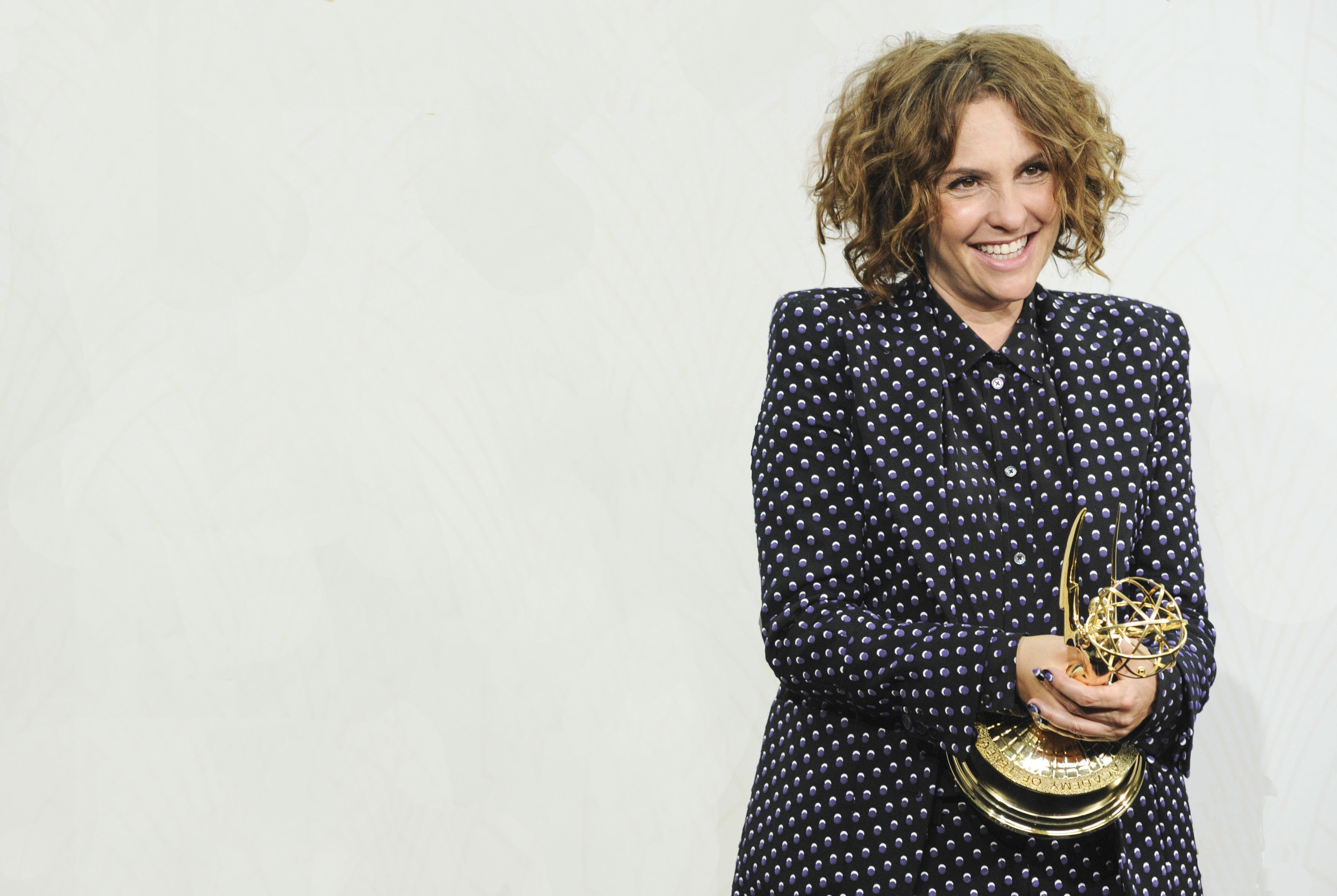 The 67th Emmy Awards Pressroom Featuring: Jill Soloway Where: Los Angeles, California, United States When: 21 Sep 2015 Credit: Apega/WENN.com