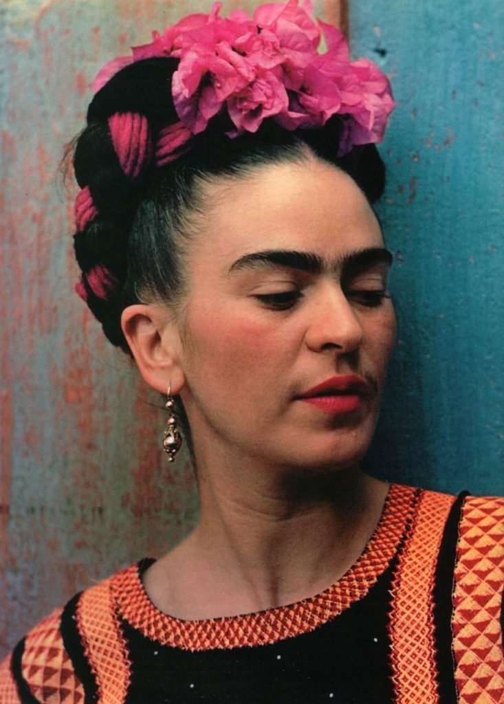 Happy birthday to artist and feminist Frida Kahlo. You were and ...