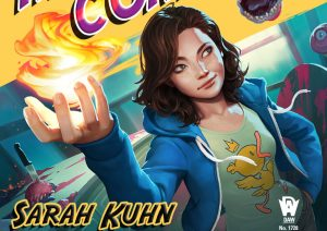 sarah kuhn heroine complex book cover